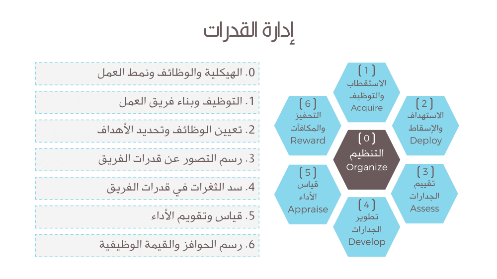 IT Capability Framework